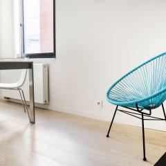 Апартаменты Apartments Smartflats Saint-Géry Garden Flats Брюссель удобства в номере