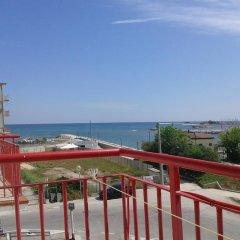 Отель Marylise Италия, Римини - 1 отзыв об отеле, цены и фото номеров - забронировать отель Marylise онлайн балкон фото 2