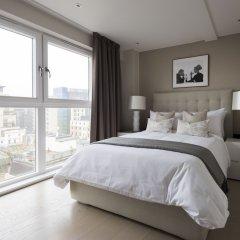 Отель Posh 2BR Westminster Suites by Sonder Великобритания, Лондон - отзывы, цены и фото номеров - забронировать отель Posh 2BR Westminster Suites by Sonder онлайн комната для гостей фото 2