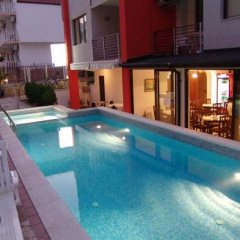 Отель Seahouse Afrodita бассейн фото 2