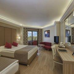 Delphin Deluxe Турция, Окурджалар - отзывы, цены и фото номеров - забронировать отель Delphin Deluxe онлайн комната для гостей