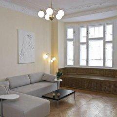 Апартаменты Prague Central Exclusive Apartments Прага интерьер отеля