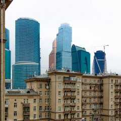 Гостиница ApartExpo on Kutuzovsky 30 городской автобус
