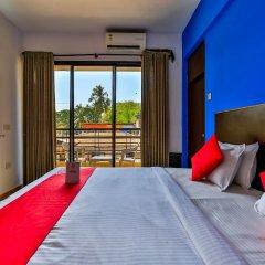 Отель OYO 14036 Calangute Гоа комната для гостей фото 5