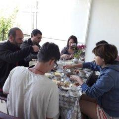 Отель Vanadzor guest house Дзорагет питание