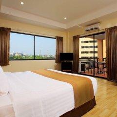 Отель Nova Park комната для гостей фото 3
