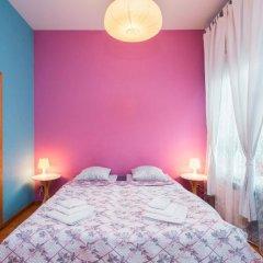 Гостиница Итальянские комнаты Пио на канале Грибоедова 35 Стандартный номер с двуспальной кроватью фото 13