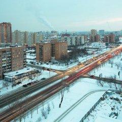 Апартаменты Apartment Etazhy Tokarey-Kraulya Екатеринбург бассейн