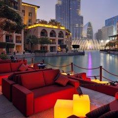 Отель The Palace Downtown Дубай пляж фото 2