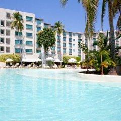 Отель Gamma de Fiesta Inn Plaza Ixtapa бассейн фото 3