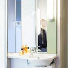 Отель ibis budget Zurich Airport Швейцария, Глаттбруг - отзывы, цены и фото номеров - забронировать отель ibis budget Zurich Airport онлайн ванная фото 2
