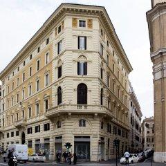 Отель Inn Rome Rooms & Suites вид на фасад фото 5