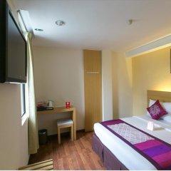 Отель Oyo 256 My Hotel Kl Sentral 2 Малайзия, Куала-Лумпур - отзывы, цены и фото номеров - забронировать отель Oyo 256 My Hotel Kl Sentral 2 онлайн комната для гостей фото 5