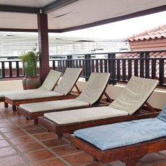 Отель The Paradise Residence Condo 1 Таиланд, Паттайя - отзывы, цены и фото номеров - забронировать отель The Paradise Residence Condo 1 онлайн бассейн фото 2