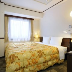 Отель Toyoko Inn Tokyo Monzen-Nakacho Eitaibashi комната для гостей фото 5