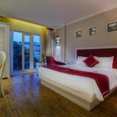 Отель Calypso Grand Hotel Вьетнам, Ханой - 1 отзыв об отеле, цены и фото номеров - забронировать отель Calypso Grand Hotel онлайн комната для гостей фото 5