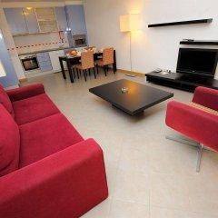 Отель Oceano Atlantico Apartamentos Turisticos Португалия, Портимао - отзывы, цены и фото номеров - забронировать отель Oceano Atlantico Apartamentos Turisticos онлайн комната для гостей фото 5