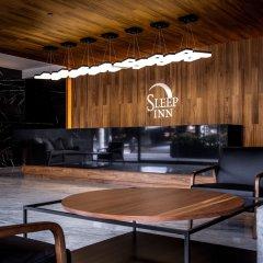 Отель Sleep Inn Ciudad de México Мехико развлечения