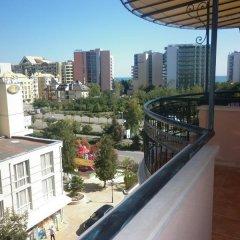 Отель Aparthotel Efir 2 Болгария, Солнечный берег - отзывы, цены и фото номеров - забронировать отель Aparthotel Efir 2 онлайн балкон