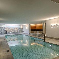 Отель Wander & Gourmet Hotel Bernerhof Швейцария, Гштад - отзывы, цены и фото номеров - забронировать отель Wander & Gourmet Hotel Bernerhof онлайн бассейн фото 2