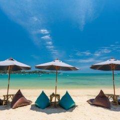 Отель Bandara Phuket Beach Resort пляж фото 3