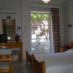 Отель Phaethon Hotel Греция, Кос - 1 отзыв об отеле, цены и фото номеров - забронировать отель Phaethon Hotel онлайн комната для гостей фото 5
