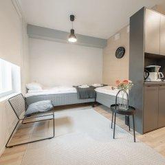 Отель Spot Apartments Hiekkaharju Финляндия, Вантаа - отзывы, цены и фото номеров - забронировать отель Spot Apartments Hiekkaharju онлайн комната для гостей фото 2