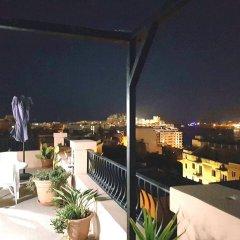 Апартаменты Bencini Apartments балкон