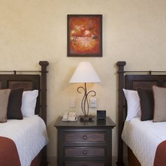 Отель Villa del Palmar Beach Resort and Spa, Puerto Vallarta сейф в номере