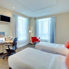 Гостиница Four Elements Perm комната для гостей