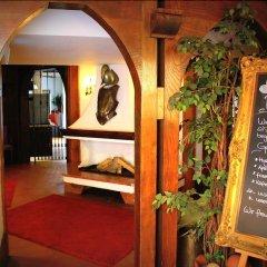 Отель Burghotel Nürnberg Германия, Нюрнберг - отзывы, цены и фото номеров - забронировать отель Burghotel Nürnberg онлайн интерьер отеля фото 3