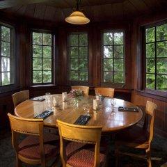 Отель Lake Quinault Lodge Куинолт в номере