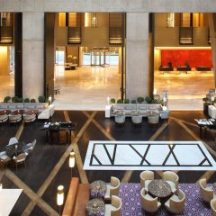 Отель Hyatt Regency Mexico City фитнесс-зал фото 4