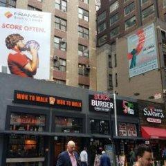 Отель Manhattan Broadway Hotel США, Нью-Йорк - 8 отзывов об отеле, цены и фото номеров - забронировать отель Manhattan Broadway Hotel онлайн