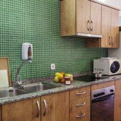 Отель AinB Las Ramblas-Guardia Apartments Испания, Барселона - 1 отзыв об отеле, цены и фото номеров - забронировать отель AinB Las Ramblas-Guardia Apartments онлайн в номере фото 9