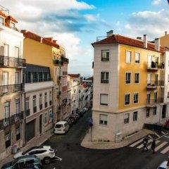Отель Hygge Lisbon Suites Лиссабон