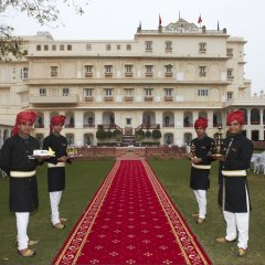 Отель The Raj Palace (Small Luxury Hotels of the World) спа