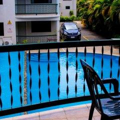 Отель Hexagon International Hotel Фиджи, Вити-Леву - отзывы, цены и фото номеров - забронировать отель Hexagon International Hotel онлайн балкон