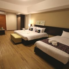 Отель Golden Jade Suvarnabhumi комната для гостей