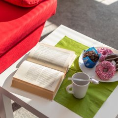 Отель Little Home - Chlodna 15 Польша, Варшава - отзывы, цены и фото номеров - забронировать отель Little Home - Chlodna 15 онлайн фото 19