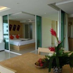 Отель Mandawee Resort & Spa комната для гостей