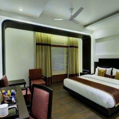 Отель Godwin Deluxe Индия, Нью-Дели - 1 отзыв об отеле, цены и фото номеров - забронировать отель Godwin Deluxe онлайн комната для гостей фото 3