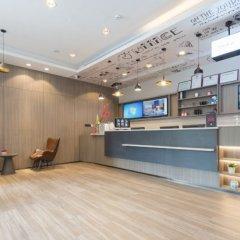 Отель Shenzhen Difu Business Hotel Китай, Шэньчжэнь - отзывы, цены и фото номеров - забронировать отель Shenzhen Difu Business Hotel онлайн интерьер отеля фото 3