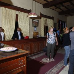 Отель Le Tinsouline Марокко, Загора - отзывы, цены и фото номеров - забронировать отель Le Tinsouline онлайн интерьер отеля