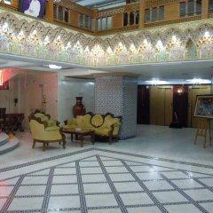 Отель Majliss Hotel Марокко, Рабат - отзывы, цены и фото номеров - забронировать отель Majliss Hotel онлайн интерьер отеля фото 3