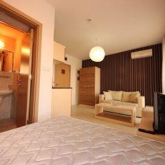 Отель Menada Rainbow Apartments Болгария, Солнечный берег - отзывы, цены и фото номеров - забронировать отель Menada Rainbow Apartments онлайн комната для гостей фото 11
