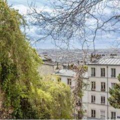 Апартаменты Studio Montmartre Париж комната для гостей фото 2