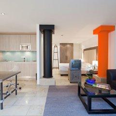 Отель BURNS Art & Culture комната для гостей фото 3