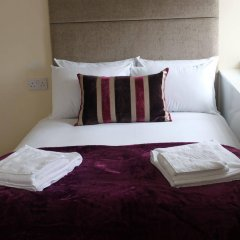 Отель SO Kings Cross сейф в номере