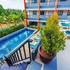 Отель Little Hill Phuket Resort бассейн фото 3